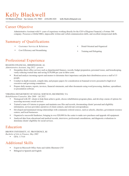 Resume Genius Review Top Resume Builders