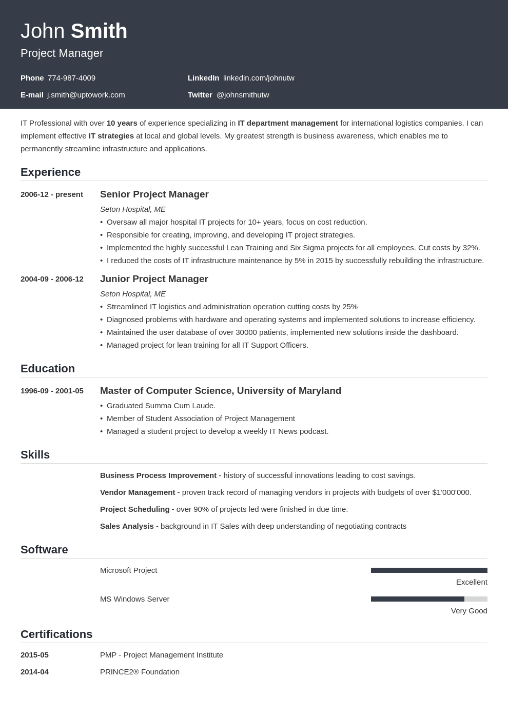 Zety Resume Builder Review Top Resume Builders
